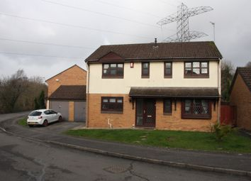 Thumbnail 3 bed detached house for sale in Penydarren Drive, Whitchurch, Cardiff