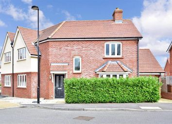 Thumbnail 3 bed end terrace house for sale in Hawksley Crescent, Hailsham, East Sussex