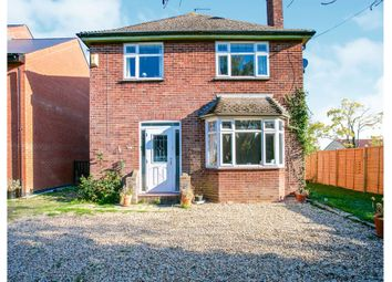 Thumbnail 4 bed detached house for sale in Herne Road, Ramsey St. Marys, Huntingdon