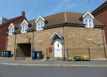 Thumbnail 2 bedroom property for sale in Violet Way, Yaxley, Peterborough, Cambridgeshire.