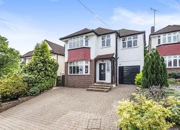 Thumbnail Detached house for sale in Hillview Crescent, Orpington, Kent