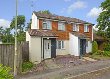 Thumbnail 3 bed semi-detached house for sale in Cygnet Close, Borehamwood