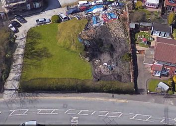 Thumbnail  Land for sale in Birch Lane, Dukinfield
