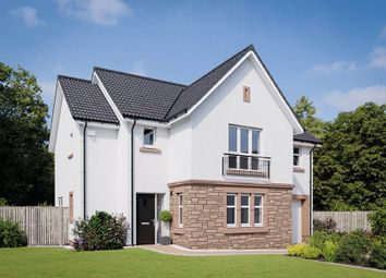"Thumbnail 4 bedroom detached house for sale in ""The Cleland"" at Browncarrick Drive, Ayr"
