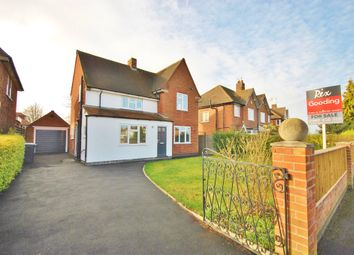 Thumbnail 3 bed detached house for sale in Albert Road, Bunny
