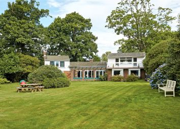 Thumbnail 5 bedroom detached house for sale in Plawhatch Lane, Sharpthorne, East Grinstead, West Sussex