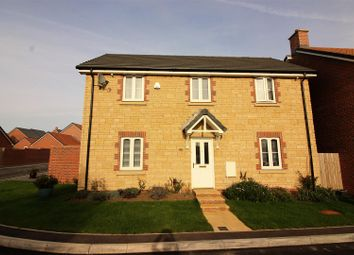 Thumbnail 4 bedroom detached house for sale in Hewlett Place, Swindon