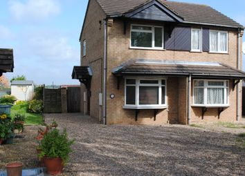 Thumbnail 2 bed semi-detached house to rent in The Graylings, Boston