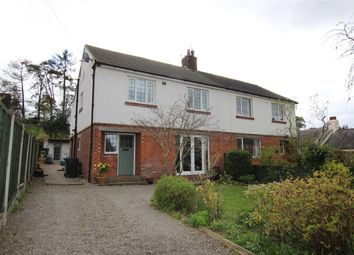 Thumbnail 4 bed semi-detached house for sale in Station Road, Brampton, Carlisle
