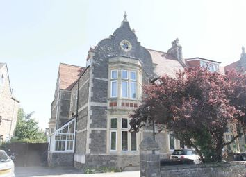 Thumbnail 2 bed flat for sale in Jesmond Road, Clevedon