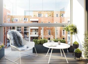 Thumbnail 2 bed flat for sale in Burnell Building, Fellows Square, Cricklewood