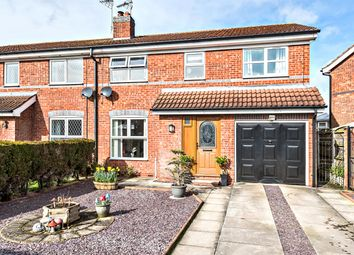 Thumbnail 4 bed semi-detached house for sale in Hill Top Road, Wistow, Selby