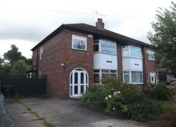 Thumbnail 3 bed semi-detached house to rent in Brooke Avenue, Upton, Chester