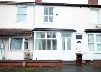 Thumbnail 2 bed terraced house to rent in Byrne Road, Wolverhampton
