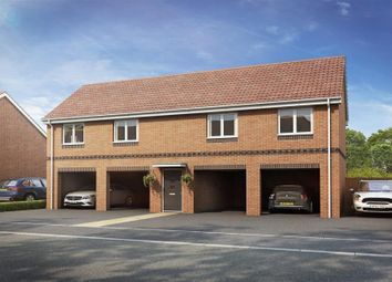 Thumbnail 2 bed detached house for sale in Goldfinch Drive, Attleborough