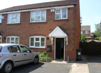 Thumbnail 2 bedroom property to rent in Elmore Close, Fordbridge, Birmingham