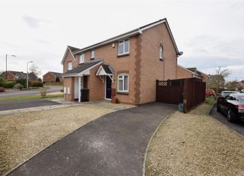Thumbnail 2 bed semi-detached house for sale in Lindsey Close, Portishead, Bristol