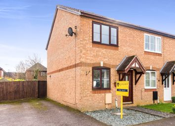 Thumbnail 2 bedroom semi-detached house for sale in Byron Way, Stamford