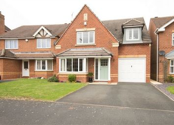 Thumbnail 4 bed detached house for sale in Stonebridge Road, Brewood, Staffordshire