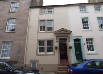 Thumbnail 3 bedroom terraced house for sale in Cross Street, Whitehaven, Cumbria