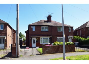 Thumbnail 2 bed semi-detached house for sale in Nutfield Avenue, Crewe