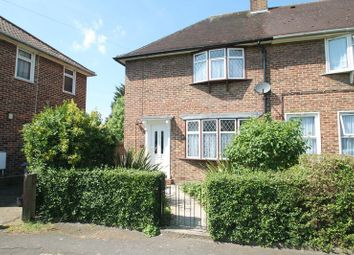 Thumbnail 3 bed terraced house for sale in Hinkler Road, Queensbury, Harrow