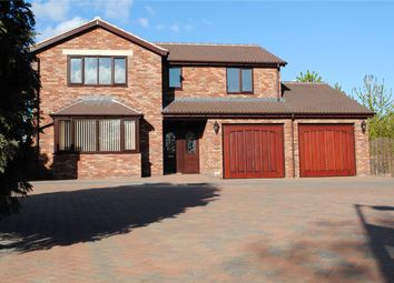 Thumbnail 4 bed detached house for sale in Blind Lane, Near Elba Park, Houghton Le Spring, Tyne & Wear