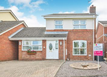Thumbnail 4 bed detached house for sale in Lime Close, Marham, King's Lynn