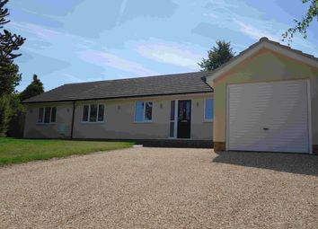 Thumbnail 4 bed bungalow to rent in Church Close, Bucklesham, Ipswich, Suffolk