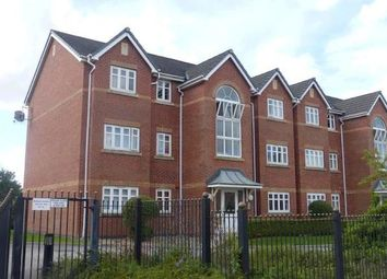 Thumbnail 2 bed flat to rent in Rollesby Gardens, St Helens
