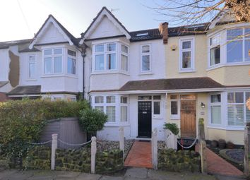 Thumbnail 4 bed terraced house to rent in Priory Gardens, Barnes