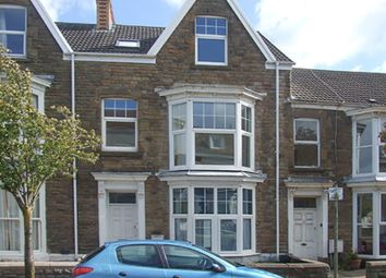 Thumbnail 4 bed flat to rent in 35 St Albans Road, Brynmill