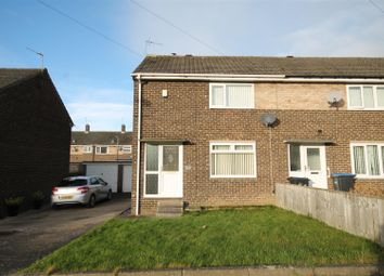 Thumbnail 2 bedroom end terrace house to rent in Borrowdale Grove, Crook