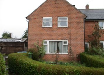 Thumbnail 3 bedroom terraced house for sale in Mill Grove, Codsall, Wolverhampton