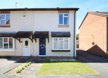 Thumbnail 2 bed semi-detached house for sale in Ravensbourne Road, Hawkslade, Aylesbury