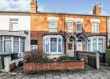 Thumbnail 3 bed terraced house for sale in Douglas Road, Acocks Green, Birmingham