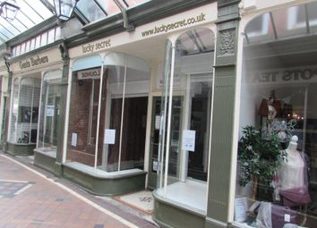 Thumbnail Retail premises to let in 12 The Arcade, Market Place, Newark