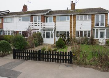 Thumbnail 3 bed terraced house to rent in All Saints Road, Pakefield, Lowestoft