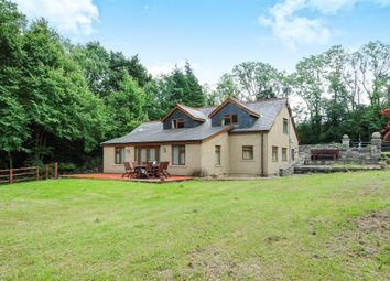 Thumbnail 4 bedroom detached house for sale in Leckwith Road, Llandough, Penarth