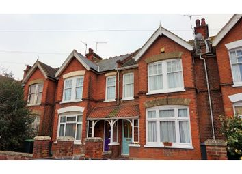 Thumbnail 3 bed terraced house for sale in Douglas Road, Herne Bay