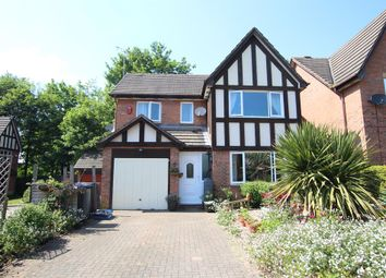 Thumbnail 4 bed detached house for sale in Cherry Lane, Sutton Coldfield