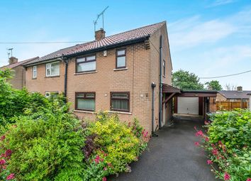 Thumbnail 2 bed semi-detached house for sale in Woodland Drive, North Anston, Sheffield