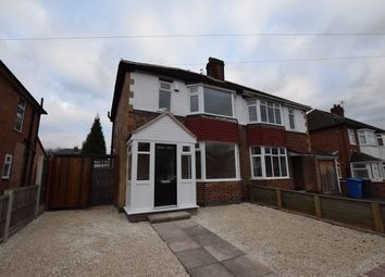 Thumbnail 3 bed semi-detached house to rent in Melton Avenue, Littleover, Derby