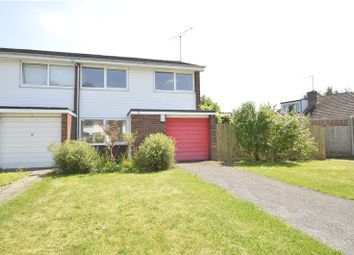 Thumbnail 3 bed semi-detached house to rent in Forlease Drive, Maidenhead, Berkshire