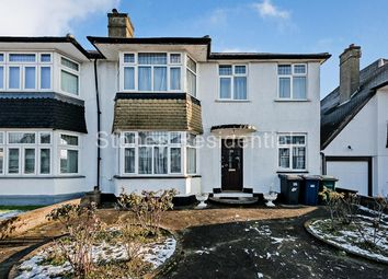 Thumbnail 3 bed semi-detached house for sale in Green Lane, Edgware