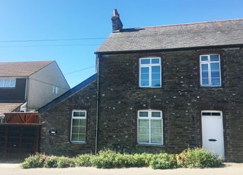 Thumbnail 3 bed semi-detached house for sale in Grange Cottage, Summer Lane, Pelynt, Looe, Cornwall