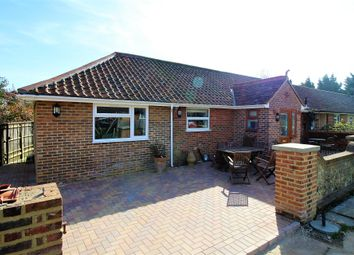 Thumbnail 3 bedroom bungalow for sale in St Nicholas Close, Pevensey