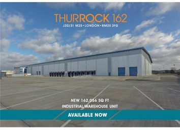 Thumbnail Warehouse to let in Thurrock 162, Barclay Way, West Thurrock, Essex, England