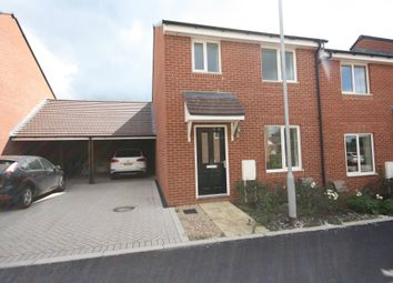Thumbnail 3 bed end terrace house for sale in Greenacres Road, Locks Heath, Southampton