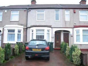 2 bed terraced house to rent in Stevenson Road, Coventry CV6